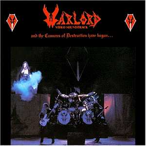 Warlord - And the Cannons of Destructions have begun