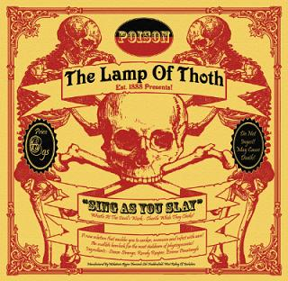 The Lamp of Thoth - Sing as you slay