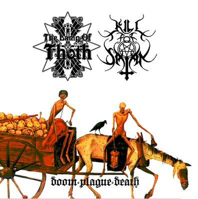 The Lamp of Thoth - Doom-Plague-Death