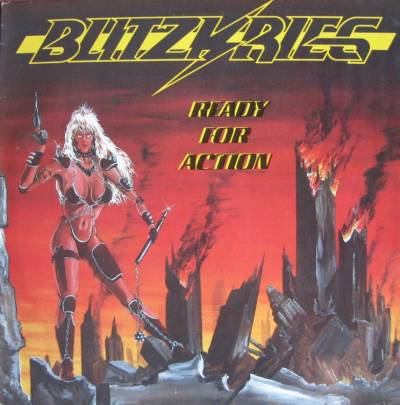 Blitzkrieg (USA) - Ready for Action