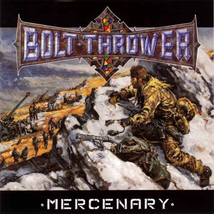 Bolt Thrower - Mercenary