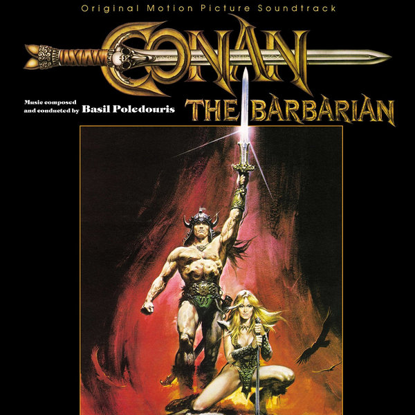 Basil Poledouris - Conan - The Barbarian