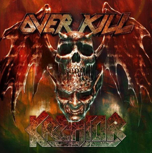 Overkill - Man In Black
