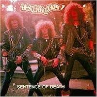 Destruction - Sentence of Death