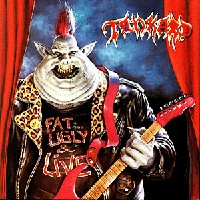 Tankard - Fat, Ugly and Live